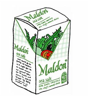 favorite things: maldon salt | Cookinghow com
