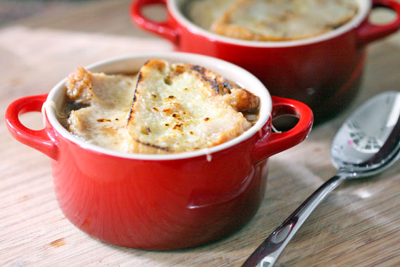 french onion soup | Cookinghow.com